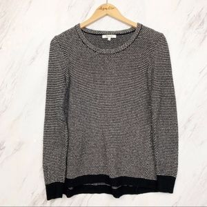 Madewell | Riverside Knit Pullover Sweater, S